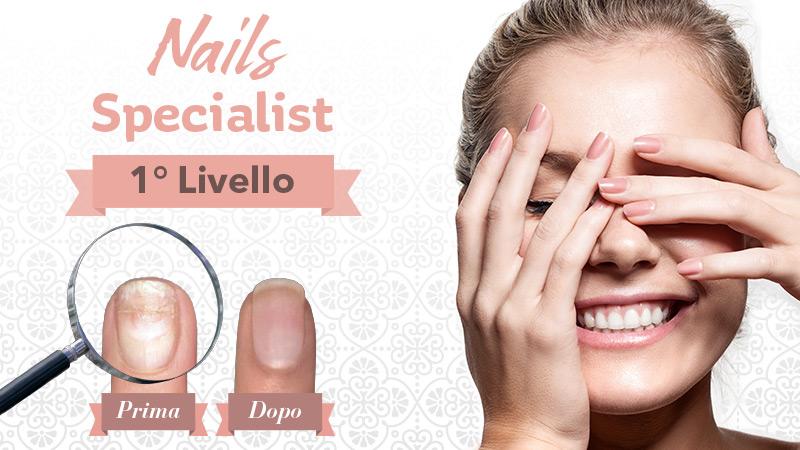 Nails Specialist 1Livello