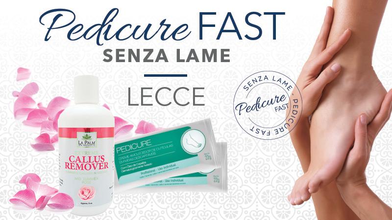 Pedicure Fast-Lecce