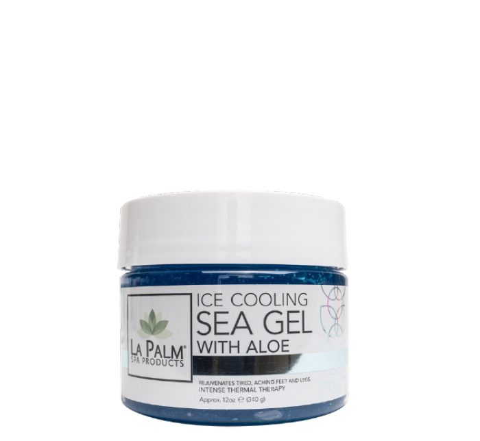 Ice Cooling Sea Gel