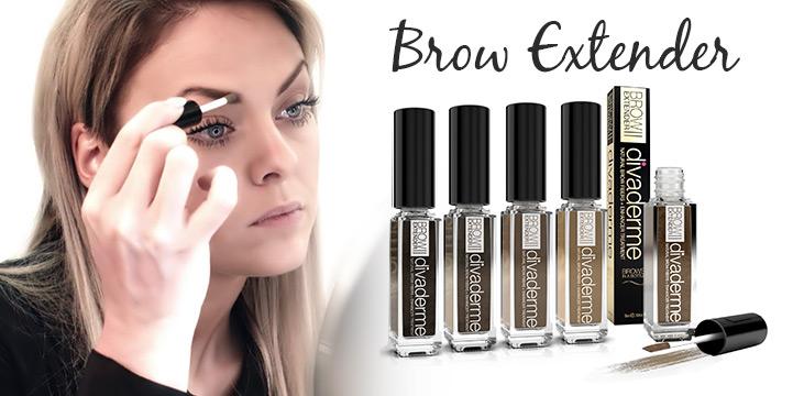 Brow Extender II - Divaderme Cosmetics